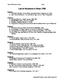 Fever 1793 Allusions Project: Common Core