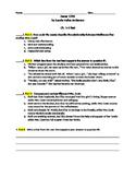 Fever 1793 Chapter Tests (PARCC Aligned)