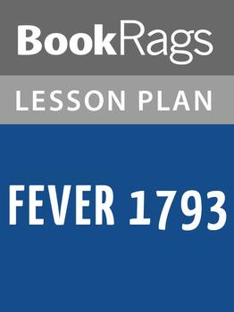 Fever 1793 Lesson Plans