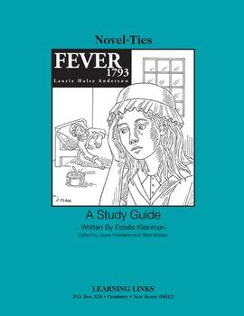 Fever 1793 - Novel-Ties Study Guide