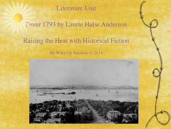 Fever 1793 by Laurie Halse Anderson: Raising the Heat with