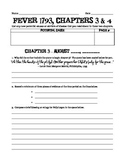 Fever 1793: notes & informational text for chapters 3 & 4