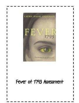 Fever of 1793 Assessment