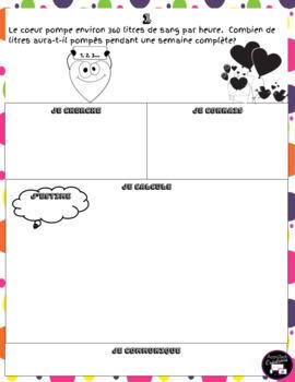 Février: Mon cahier de résolution de problèmes