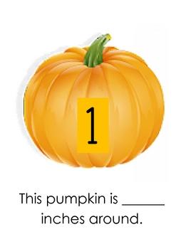 Few Pumpkin Activities