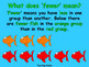 Fewer Fish - Take Away (Basic Operations)
