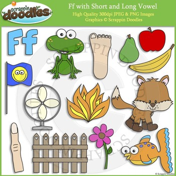 F Short and Long Vowel