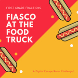 Fiasco at the Food Truck!  A Fractions Digital Escape Room.