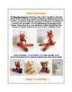 Fiber Art Craft: Finley Fox Amigurumi Crochet Stuffed Animal Toy Doll Pattern
