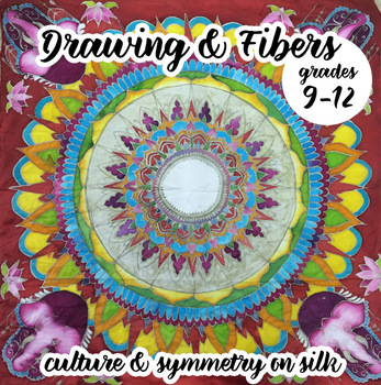 Fibers or Drawing: Culture on Silk