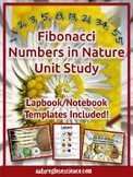 Fibonacci Numbers in Nature with PPT, Lapbook & Notebook T