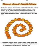 Fibonacci & Pascal's Pumpkin Patterns