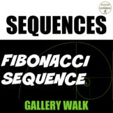 Fibonacci Sequence Gallery Walk Activity - Just in time for Fibonacci Day