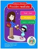 Ficción realista - Géneros literarios en Español