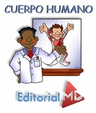 Fichas Cuerpo Humano Para Niños Para Imprimir