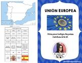 Fichas Unión Europea