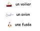 Fiches de vocabulaire - Vocabulary Flashcards