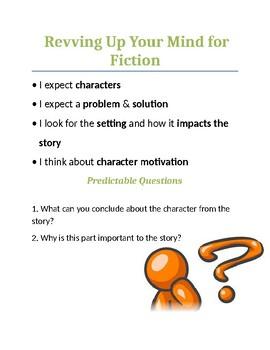 Fiction Anchor Chart