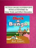 Fiction Book Power Point with Activities for Story Element