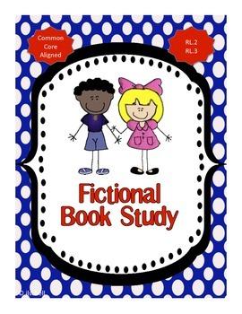 Fiction Book Study