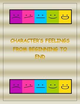 Fiction - Character's Feelings