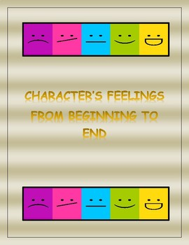 Fiction - Character's Feelings