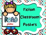 Fiction Classroom Posters