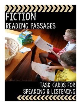 Fiction Close Reading Passage {4-6}
