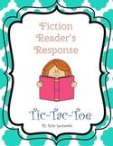 Fiction Comprehension Reader's Response