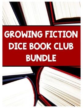 Fiction Dice Book Club Growing Bundle (9 Book Clubs)