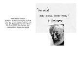 Fiction Elements Powerpoint