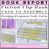 Fiction Flip Book 3rd & 4th Grade