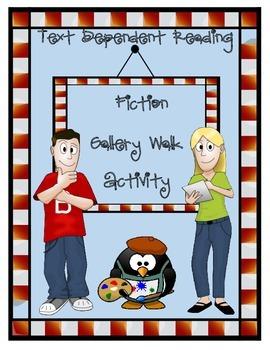 Fiction Gallery Walk Activity