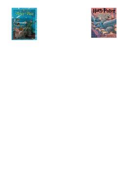 Fiction Genre Matching Quiz