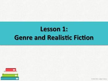 Fiction Genre PowerPoint