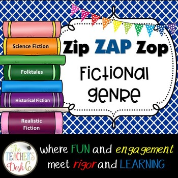 Fiction Genre ZAP!