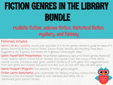 Fiction Genres in the Library Bundle
