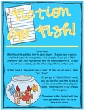 Fiction Go Fish Comprehension Game
