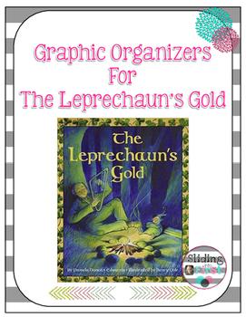 Fiction Graphic Organizers-Leprechaun's Gold