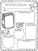 Fiction Graphic Organizers with Interactive Notebook Pages (Ocean Themed)