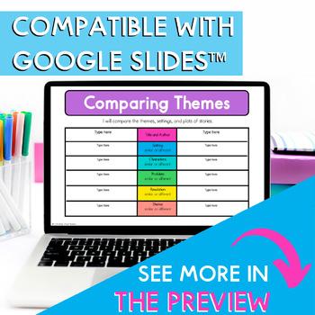 Reading Interactive Notebook - Fiction Bundle