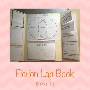 Fiction Lap Book