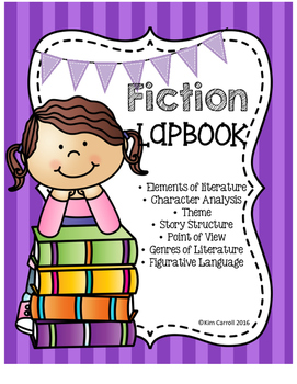 Literature Lapbook {CCSS Aligned}