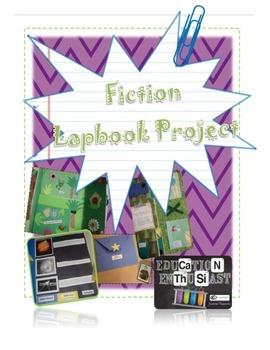 Fiction Lapbook Project