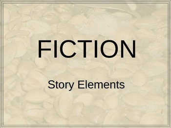 Fiction Literary Terms PowerPoint