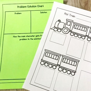 Writer's Workshop Series - Fiction Unit - Grade 2