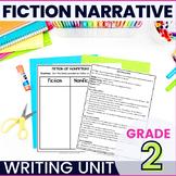 Fictional Narrative Writer's Workshop (Grade 2)