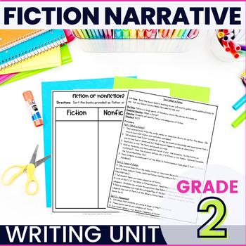 Fictional Narrative Writing Unit Grade 2