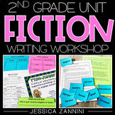 Fictional Narrative Writing Unit  (Grade 2)
