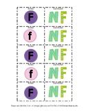 Fiction & Non-Fiction Labels